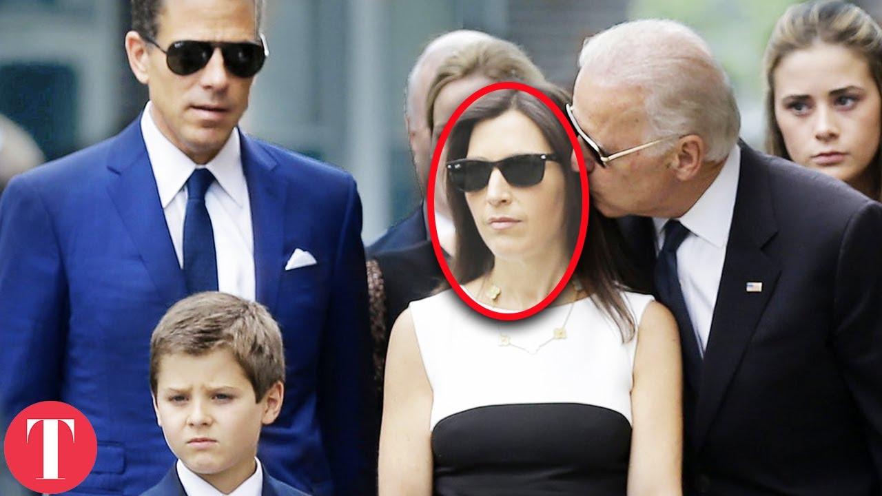 The Strange Truth Behind The Biden Love Triangle
