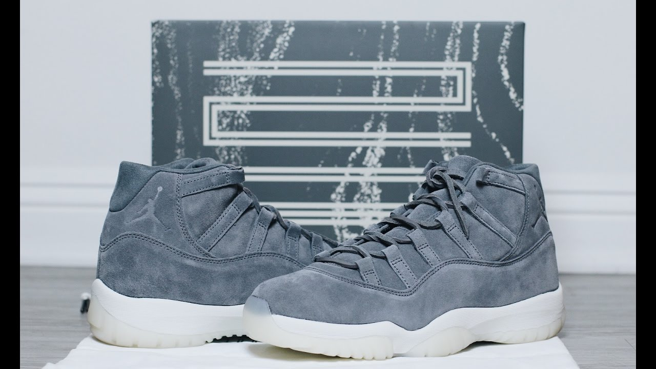 THE MOST EXPENSIVE JORDAN 11 EVER  ! - YouTube 49c0deca523a