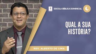 Escola Bíblica Dominical | 17h40 | IPP TV