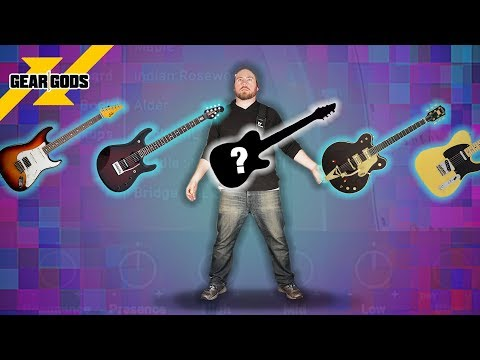 Can A PLUGIN Make Your Guitar Sound Like ALL THESE GUITARS? BIAS FX 2's Guitar Match | GEAR GODS