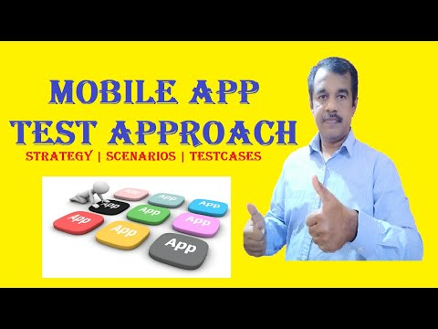 Mobile App Testing Approach | Strategy | Test Scenarios | Test Cases | TestingShala