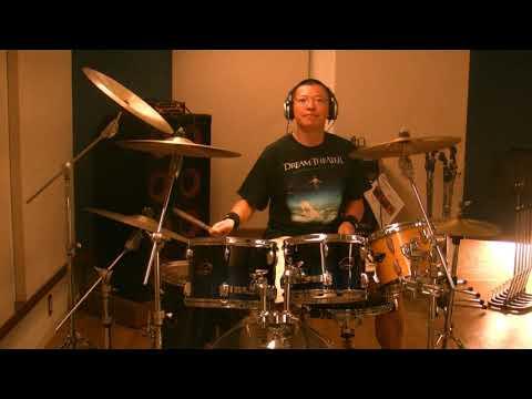24.Begin Again (Dream Theater drum cover)