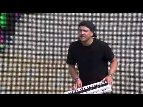 Summerfestival 2015 - Quentin Mosimann full set