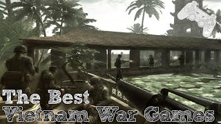 the best 5 vietnam war game ever