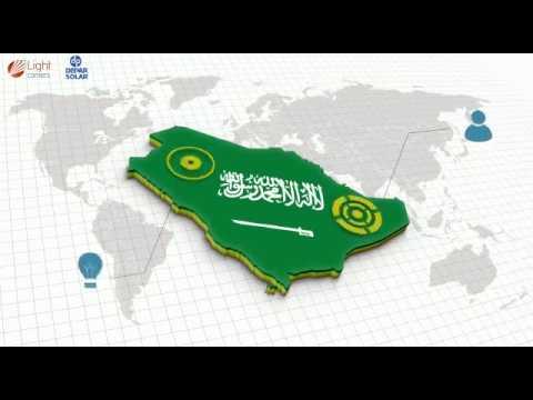Led Lighting in Kingdom of Saudi Arabia