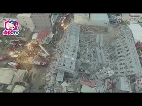 1999 9.21 Taiwan earthquake disaster 台灣 921 大地震