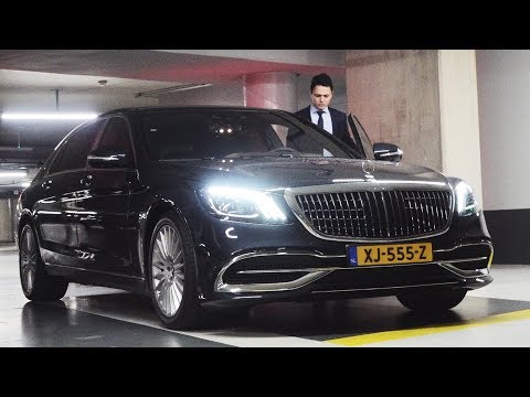 2019 Mercedes Maybach S Class LONG