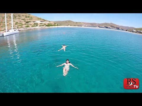 S3 E9: Back that THING UP! Kythnos, Greece Travel Guide