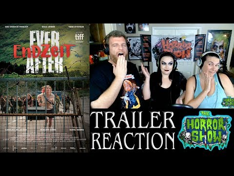 """Ever After"" 2018 Foreign Zombie Movie Trailer Reaction - The Horror Show"