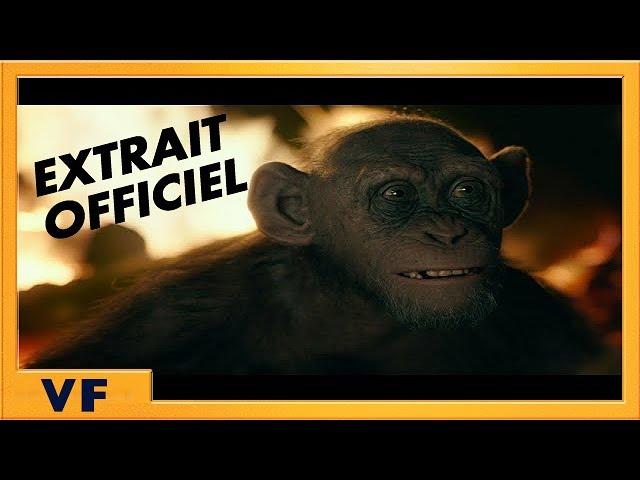 La Planète des Singes - Suprématie | Extrait Bad Ape [Officiel] VF HD