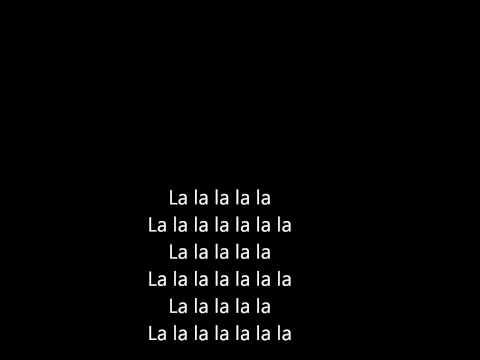Carolina Marquez feat Flo Rida & Dale Sunders sing la la la  Lyrics