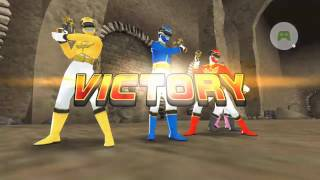 Power Rangers: Legends War (Audio Edit)