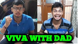 Viva with Dad..Jammu funny video Team Entertainment Jammu