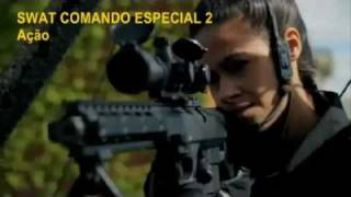 S.W.A.T. Comando Especial 2 - Trailer Official legendado