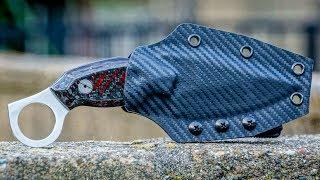 Making Anglian Knife Part 2