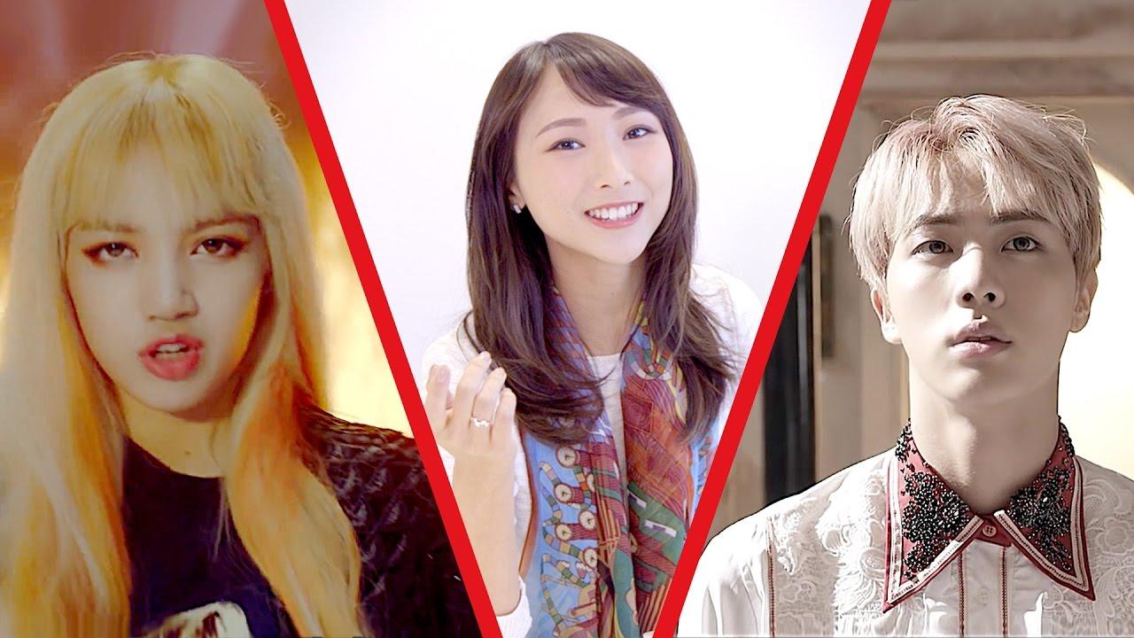 ABCs React to K-POP (BLACKPINK, BTS, TWICE) | ABC美國華裔看K-POP