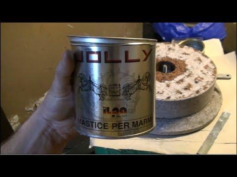 Обзор клея-мастики  по камню ТМ ILPA - JOLLY TIXO