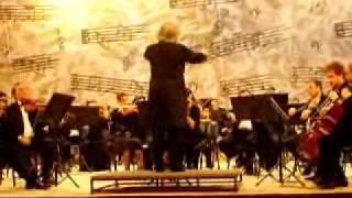 Ovidiu Balan conducts Dvorak symphony no.7 mvt 3.wmv
