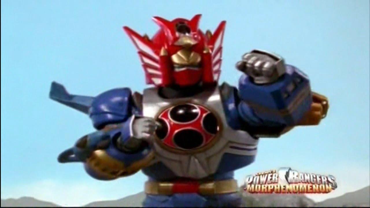 Power Rangers Ninja Storm - Looming Thunder - Megazord ...