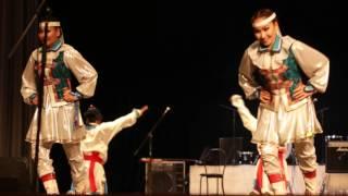 монгольские танцы (всадники)