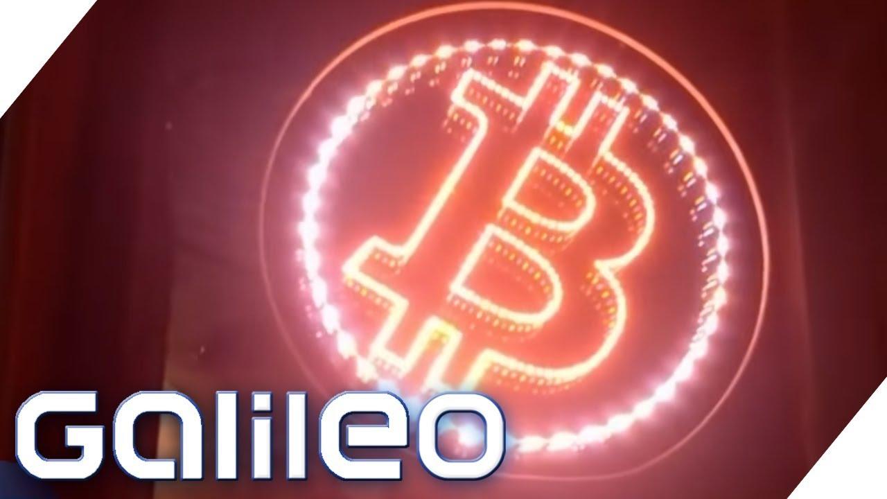 Bitcoins: Wie zuverlässig funktioniert die Internetwährung? | Galileo | ProSieben
