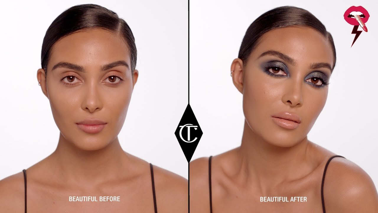 70s-inspired Disco Eye Makeup Tutorial | Charlotte Tilbury