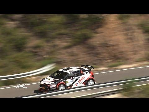 Rally La Palma Isla Bonita 2019 from YouTube · Duration:  5 minutes 40 seconds