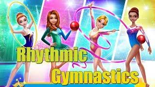 Girls Dance And Dream Rhythmic Gymnastics Team | Games For Girls