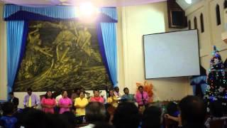 Christmas song church indonesia
