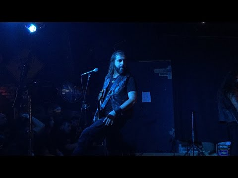 Rotting Christ - Live at Dirty Dog Bar in Austin, Texas 9/25/16