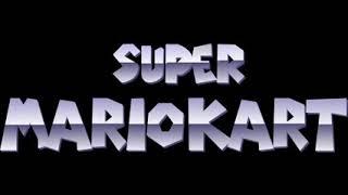 Rainbow Road - Super Mario Kart (SiIvaGunner Reupload)