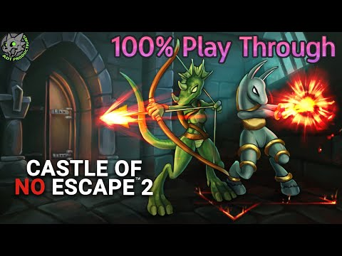 Castle of No Escape 2 100% Playthrough - TA Rank 7800 - 10-02-2020 |