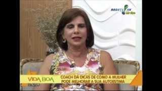 A Arte de Ser Poderosa e Sensual - entrevista Rede TV