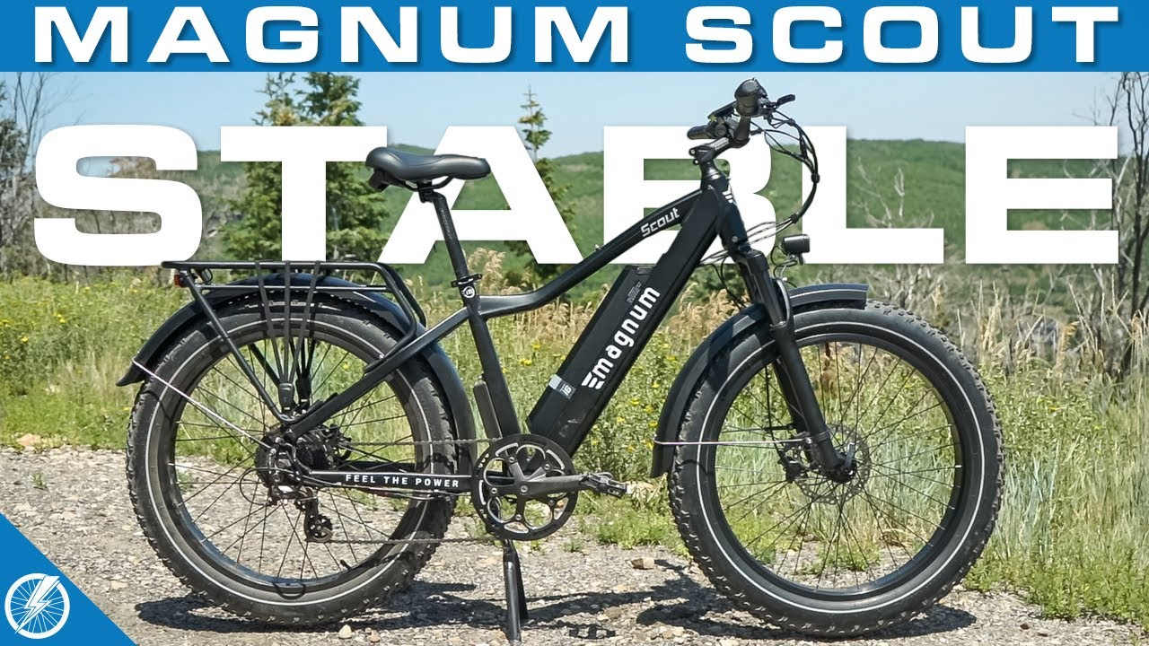 Magnum Scout Electric Bike Review