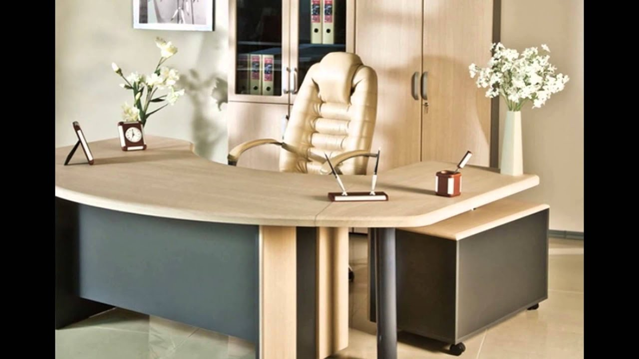 Modern Office Furniture Designs Decor Sector Amazing