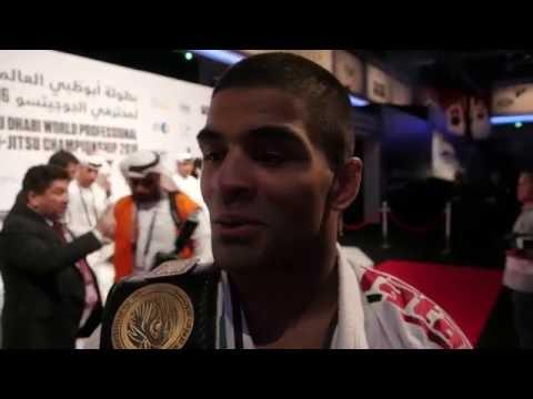 Wrap Up of Abu Dhabi World Professional Jiu-Jitsu Championship 2016 #ADWPJJC16