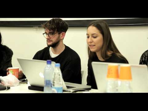 Fashion Film Workshop Moscow: backstage (RUS)