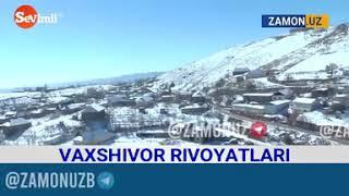 Вахшивор Ривоятлари
