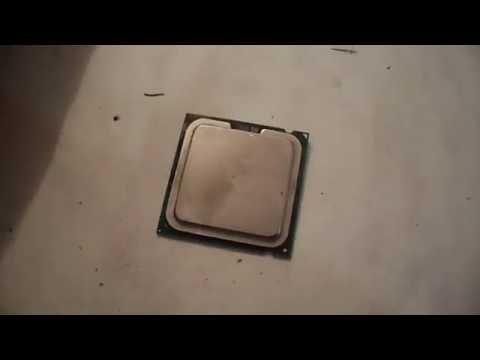 Процессор греется Hot CPU