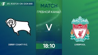 Derby County 1 1 Liverpool 4 тур Англия