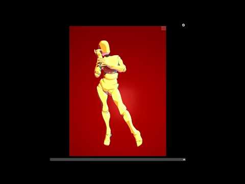 POSETASTIC! - Empowering iPad App for Artists & Animators - Clip 04 - posing example