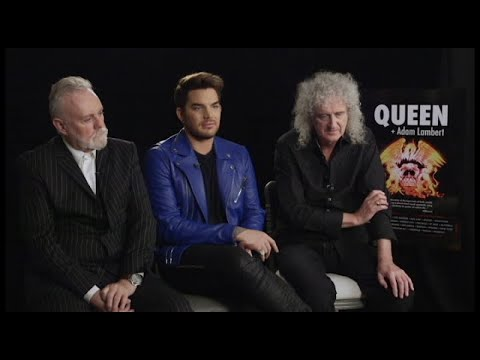 Queen + Adam Lambert 2017 UK and European Tour EPK
