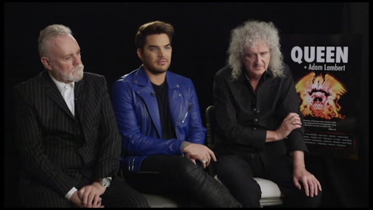 Queen + Adam Lambert 2017 UK and European Tour EPK - YouTube