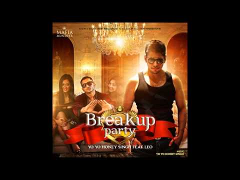 Honey Singh Breakup Party Rap!