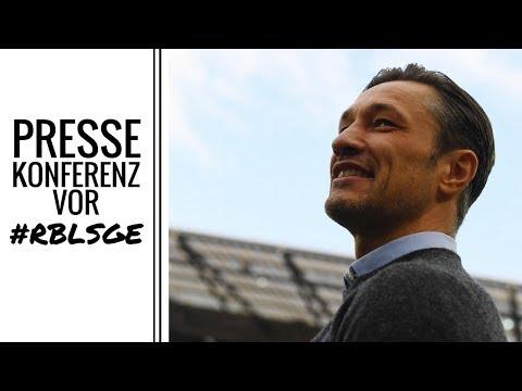 RBL-SGE | Pressekonferenz vor dem Spiel | Eintracht Frankfurt
