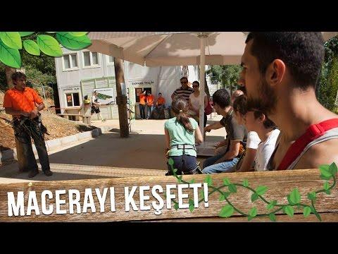 Xtrem Aventures Uniq Istanbulda Uniq Istanbul Maslakta