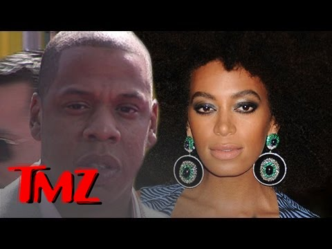 Jay Z & Solange -- Elevator Fight Was Both Our Faults ... 'Families Have Problems'   TMZ