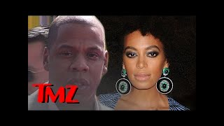 Jay Z & Solange -- Elevator Fight Was Both Our Faults ... 'Families Have Problems' | TMZ