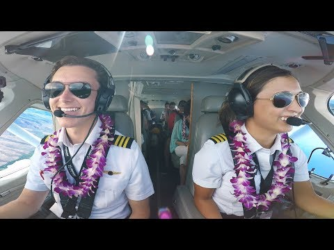 One Year Of Island Hopping In Paradise - It's A Pilot's Life