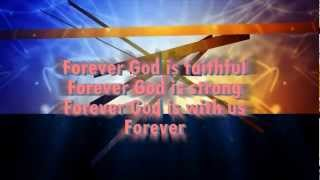 Forever - Chris Tomlin Backing Tracks with Lyrics